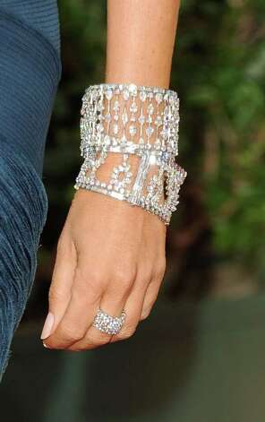 Sofia Vergara piled on the diamonds. Photo: Jason Merritt / 2012 Getty Images