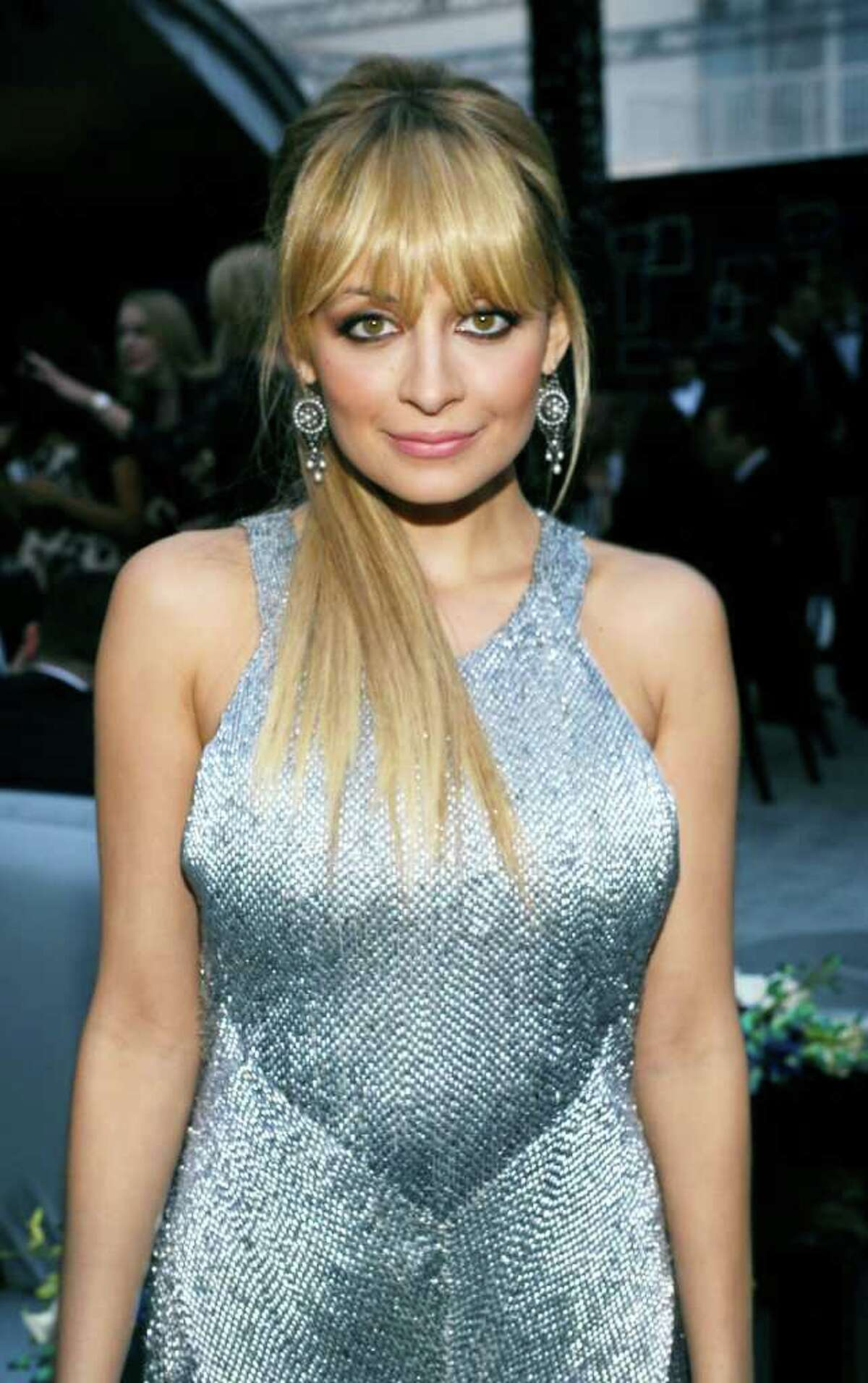 TV personality Nicole Richie attends NBC Universal's 69th Annual Golden Globes Viewing and After Party Sponsored By Chrysler and Hilton at The Beverly Hilton hotel on January 15, 2012 in Beverly Hills, California.
