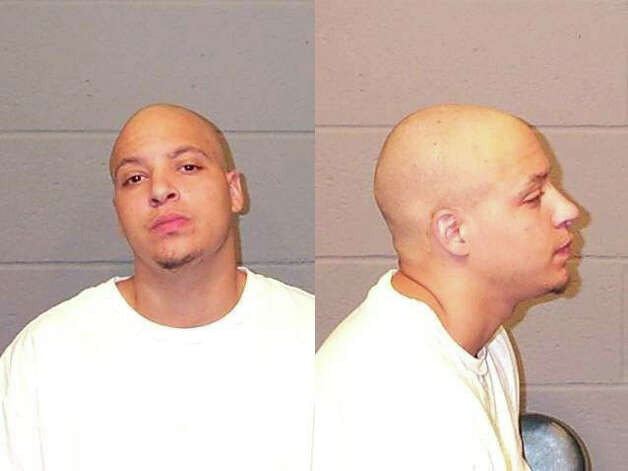Waterbury police say Donald Jalbert, 28, robbed an adult video store with a ...