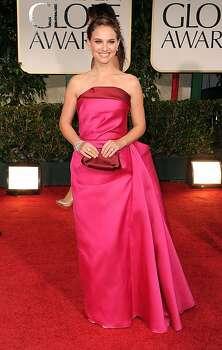 20. Actress Natalie Portman (Black Swan, Star Wars Episodes 1-3, Garden State) Photo: Jason Merritt, Getty Images