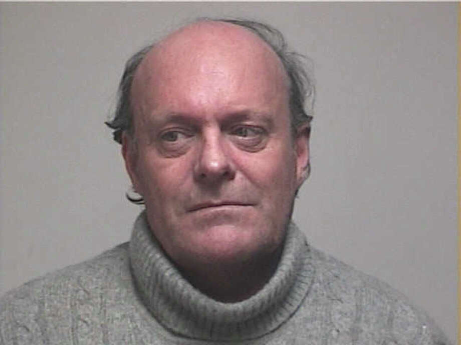 Mark Hayward, of Westport, was arrested Friday, Jan. 13, 2012 by Fairfield police on a warrant for first-degree larceny and third-degree forgery. Photo: Contributed Photo / Fairfield Citizen contributed