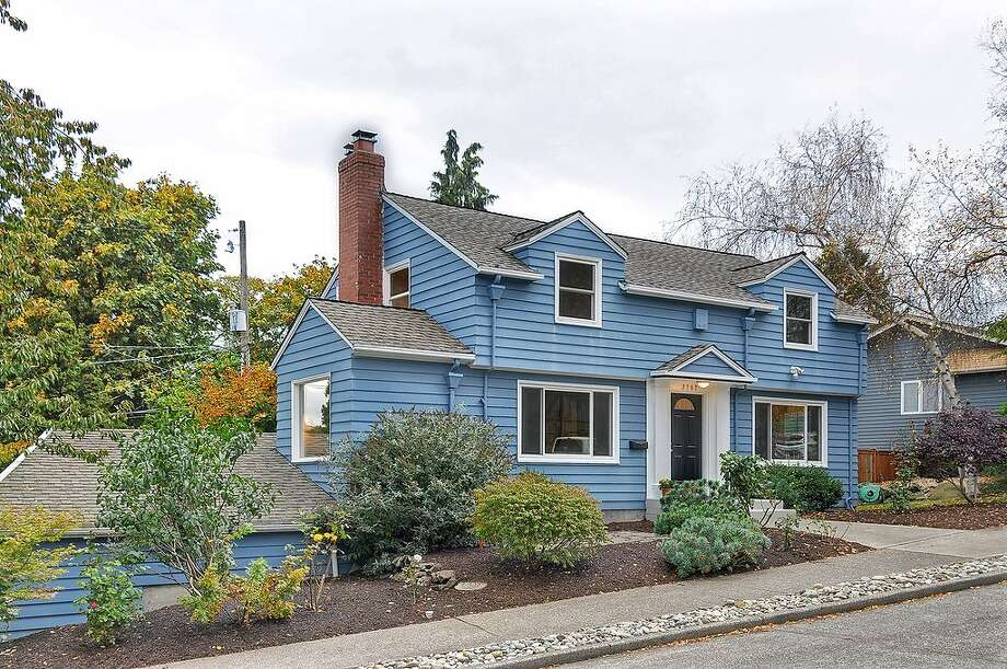 Queen Anne is one of Seattle's most-prominent neighborhoods, set on the north edge of downtown, with nice homes and fantastic views. Here are some of its more-affordable offerings -- affordable, in this case, meaning less than $600,000. First comes 2707 Prosch Ave. W. The 2,070-square-foot house, built in 1946, has four bedrooms, 2.5 bathrooms, a finished basement, a jetted tub and a back deck with a hot tub on a 4,222-square-foot lot. It's listed for $519,000. Photo: Jamie Flaxman And Ron Waxman/Coldwell Banker Bain Real Estate