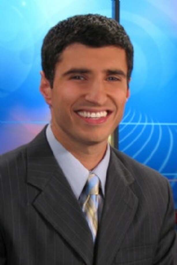 Joe Calderone, YNN sports reporter. (Photo courtesy YNN)