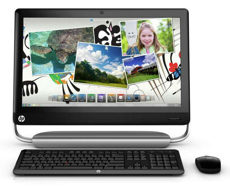 HP, Dodge, AIO, All, in, One SILVERMAN COLUMN of 01/17/2012 Four of the top five makers of PCs sold fewer machines in the fourth quarter than in the same period in 2010. The lone exception was Apple, which kicked butt with a more-than-20 percent increase in U.S. sales, according to numbers from the market research mavens at Gartner. That same report indicated another interesting bright spot in the otherwise gloomy news: consumers buying desktop computers were increasingly choosing all-in-one models. These are PCs in which the monitor and computer are one piece. The highest-profile example is Apple?s iMac, but it?s telling now that every major manufacturer offers all-in-ones. One of them is HP, which throws in an additional twist: Most of its all-in-ones are touchscreen devices. HP?s been selling its line of TouchSmart desktops since 2007. The first model was a heavy, hulking and, yes, flat-out-ugly desktop. But the latest model shows how far HP has come in blending decent design with the touch-screen desktop concept. The HP TouchSmart 520 is a Windows 7, all-in-one desktop with a 23-inch display that?s sleek and stylish. This is not your older brother?s TouchSmart PC.