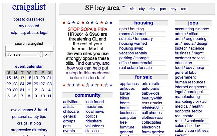 Study: Craigslist Flags Less Than 50% Of Scam Rental