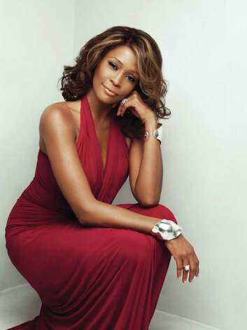 Whitney Houston sings about struggle, strength and survival on I Look To You. It's her best work since 1998's My Love Is Your Love. Photo: Patrick Demarchelier / handout