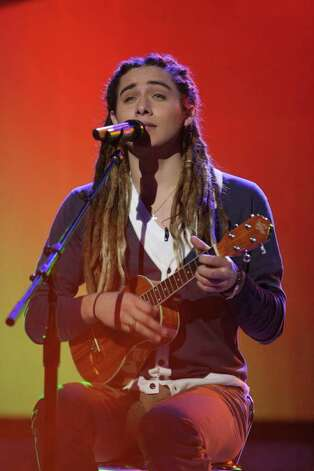 Jason Castro made Jeff Buckley's heartfelt hymn Hallelujah a revelation in Season 7, but it now feels overdone. Photo: Frank Micelotta / handout