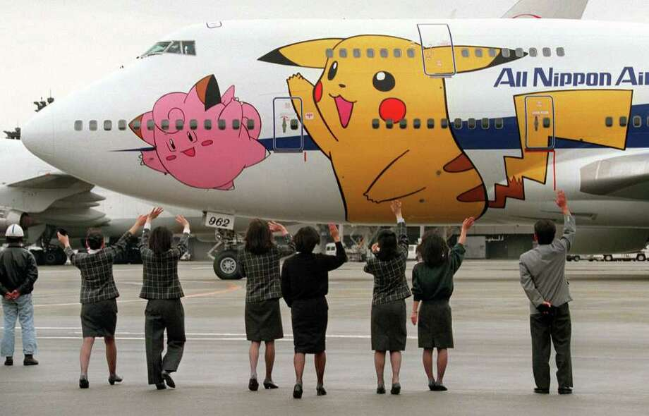 Thai budget carrier Nok Air turned its airplanes into cartoon birds. Photo: TOSHIFUMI KITAMURA, AFP/Getty Images / AFP