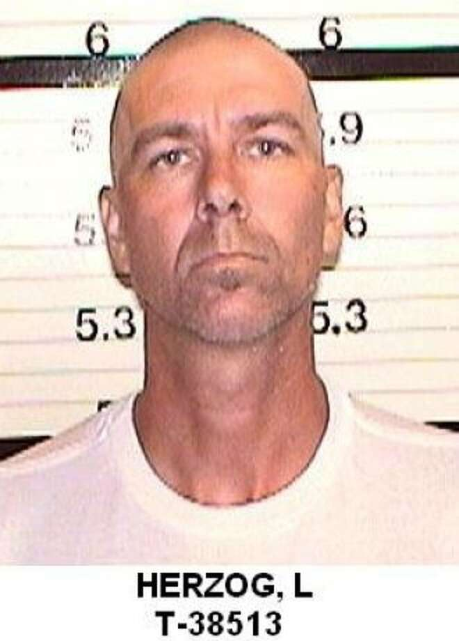 In this undated file photo provided by the California Department of Corrections, Loren Joseph Herzog is seen. Herzog, a convicted serial killer, has committed suicide. Herzog's body was found Monday, Jan. 17, 2012,hanging inside his trailer located on state property immediately outside the grounds of High Desert State Prison in Susanville, the Lassen County Sheriff's Department said.(AP Photo/California Department of Corrections, file) Photo: Anonymous, Associated Press