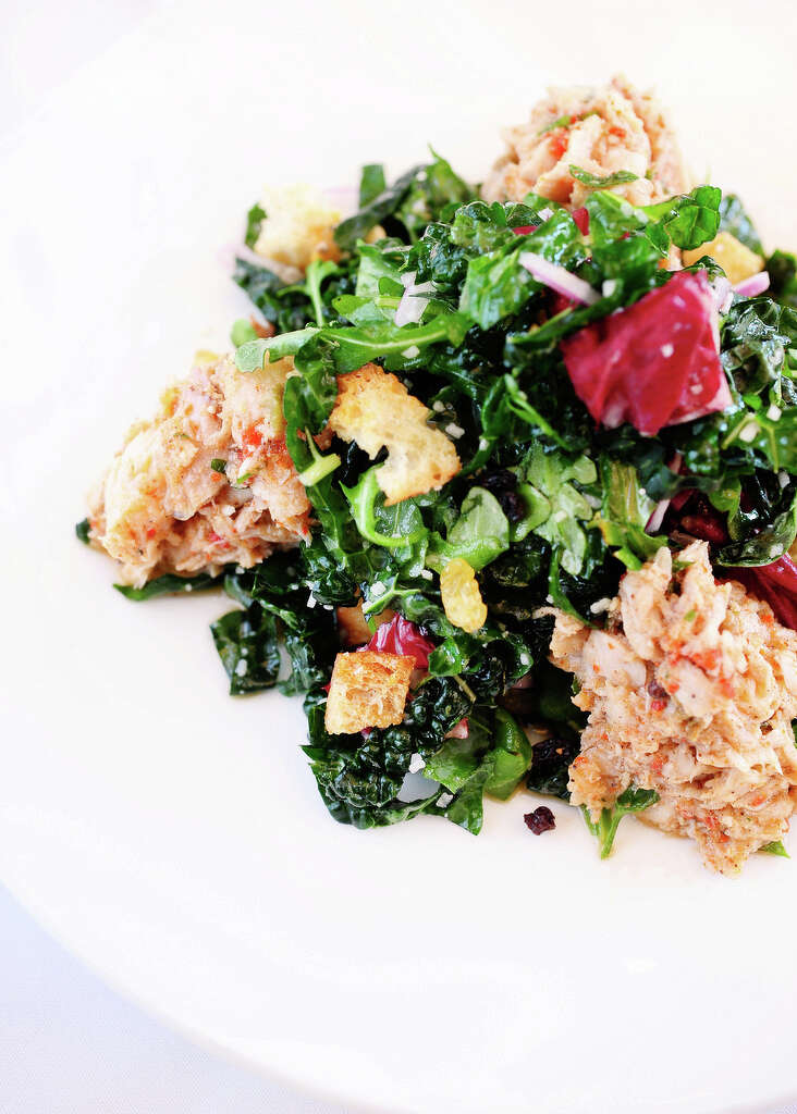 Houston s restaurant recipes kale salad