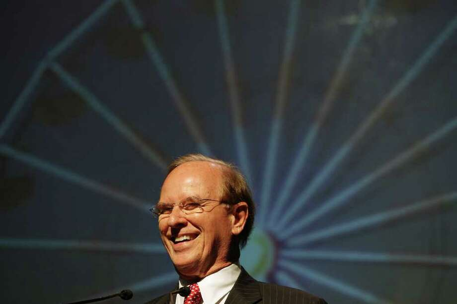 County Judge Nelson Wolff plans to seek another four-year term in the 2014 election. Photo: San Antonio Express-News, Jerry Lara / SAN ANTONIO EXPRESS-NEWS
