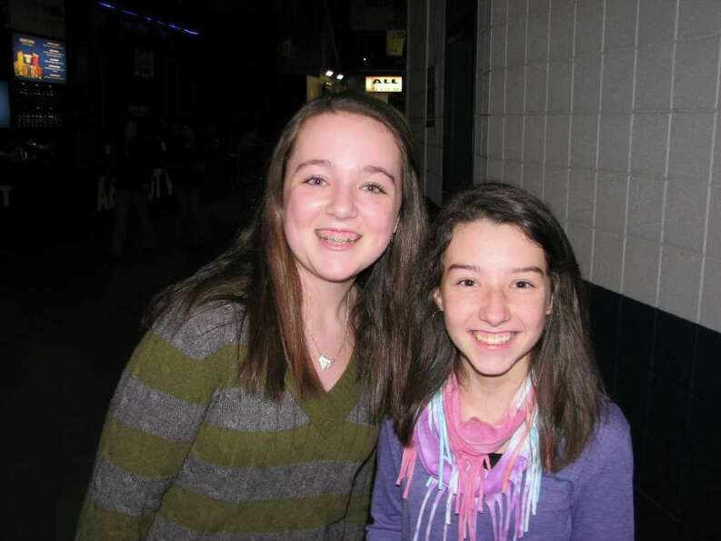Were you Seen at Kelly Clarkson at the Times Union Center on January 17, 2011?