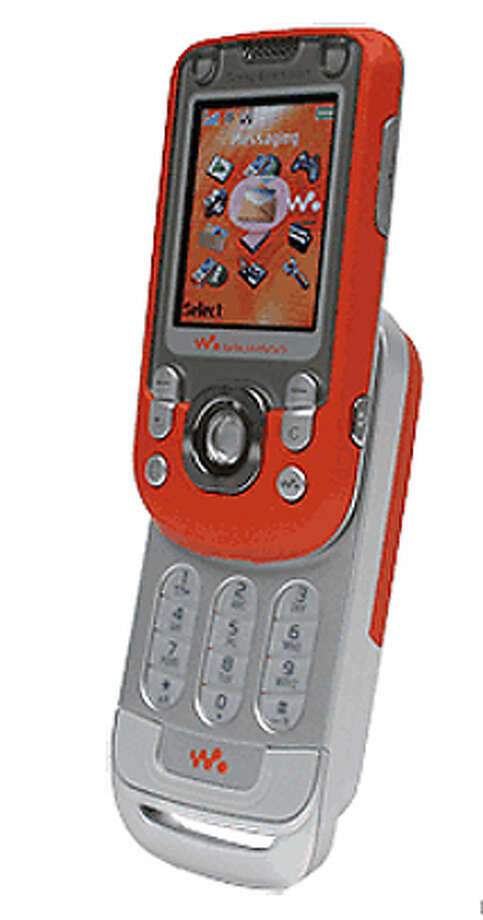 Sony Ericsson W600i Credit: CNET images for Chronicle gift guide Photo: CNET