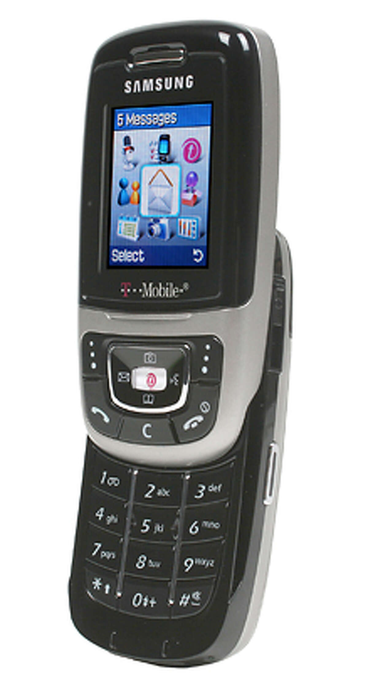 Samsung SGH-E635 Credit: CNET images for Chronicle gift guide