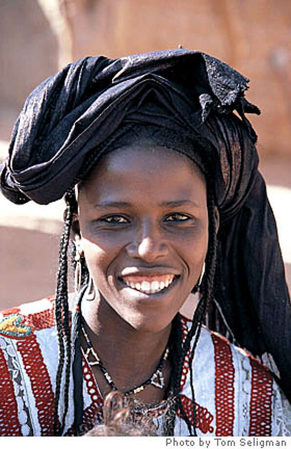 Chemo Saidi  Photograph by Thomas K. Seligman  Agadez, Niger, 1980 Photo: -