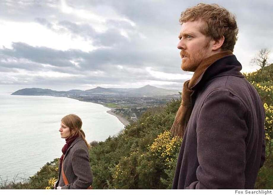 From Left: Marketa Irglova and Glen Hansard in ONCE Photo courtesy Fox Searchlight Photo: Photo Courtesy Fox Searchlight