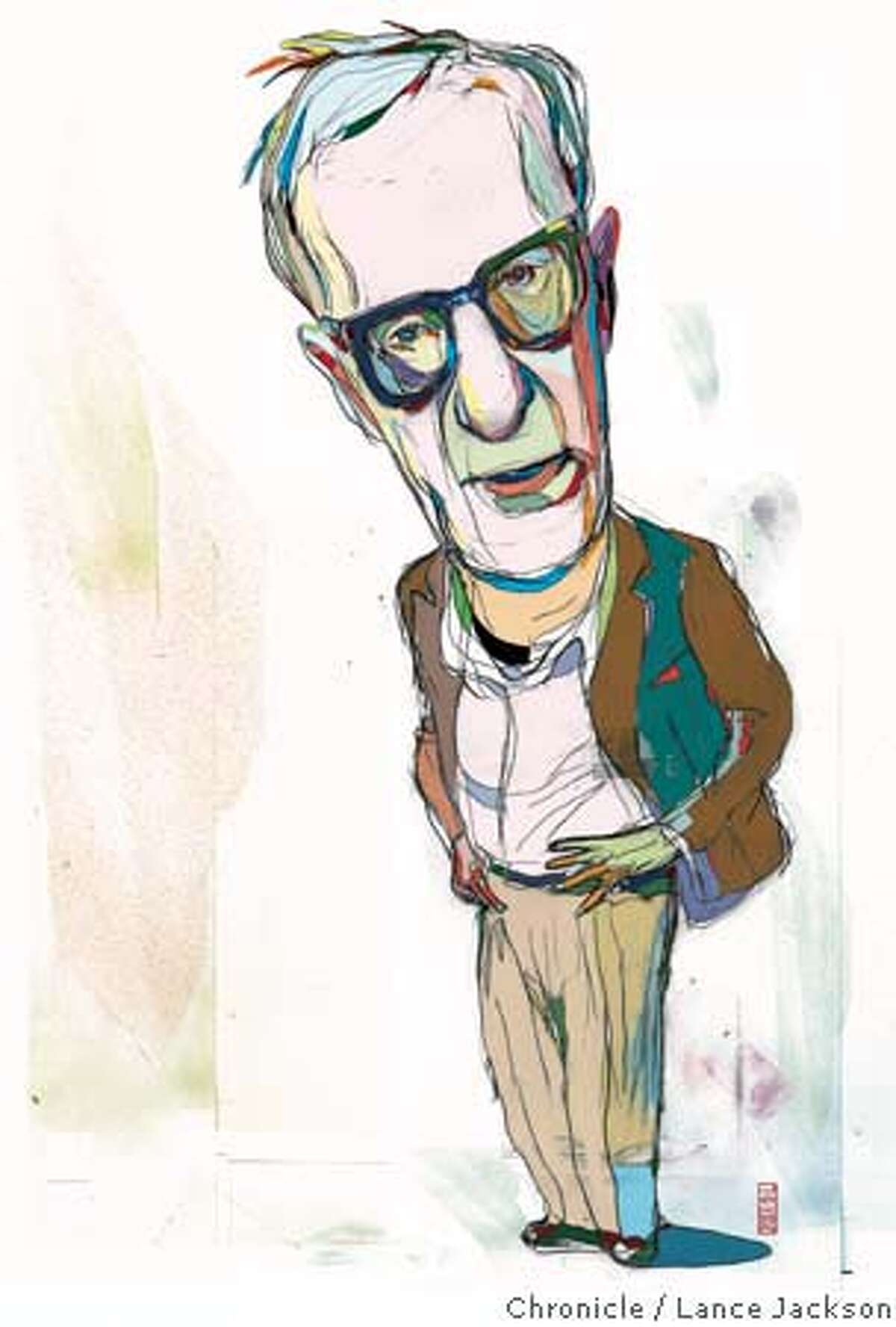 Woody Allen new movie and 70th birthday