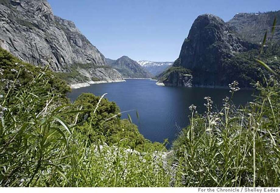 Not far from Yosemite Valley, the Hetch Hetchy Reservior area is less crowded and has a lot to offer in the way of scenic hikes and vistas. Photo by Shelley Eades  Taken on May 22, 2005 Photo: Shelley Eades
