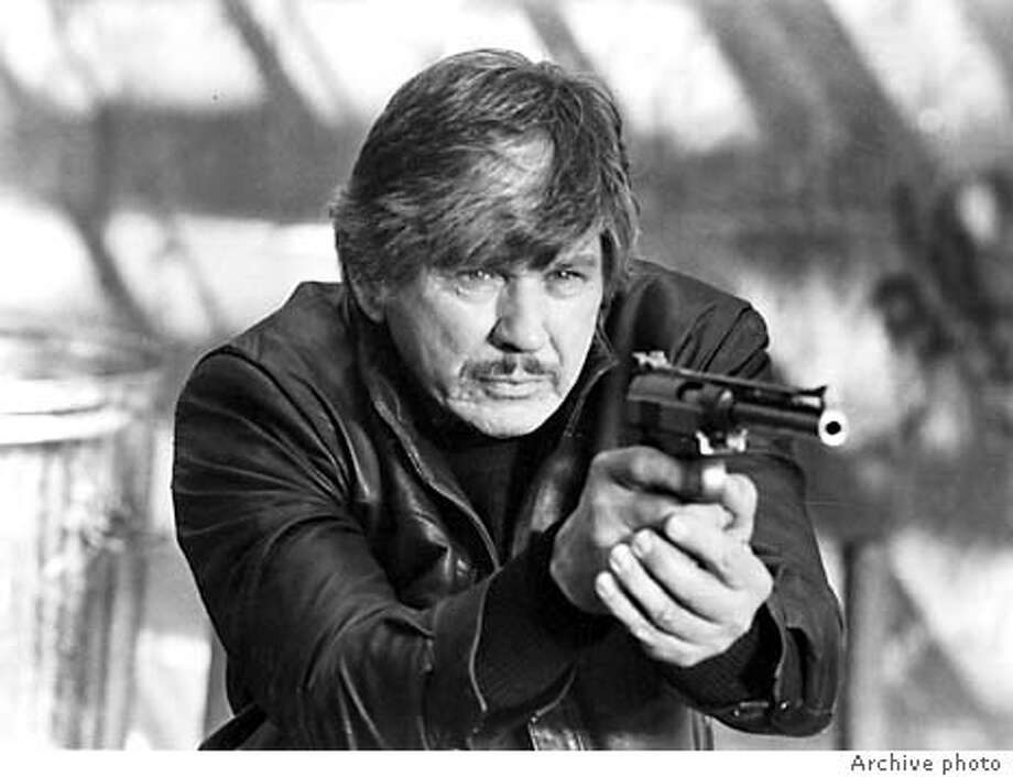 Actor Charles Bronson dies at 81 / 'Death Wish' star known for