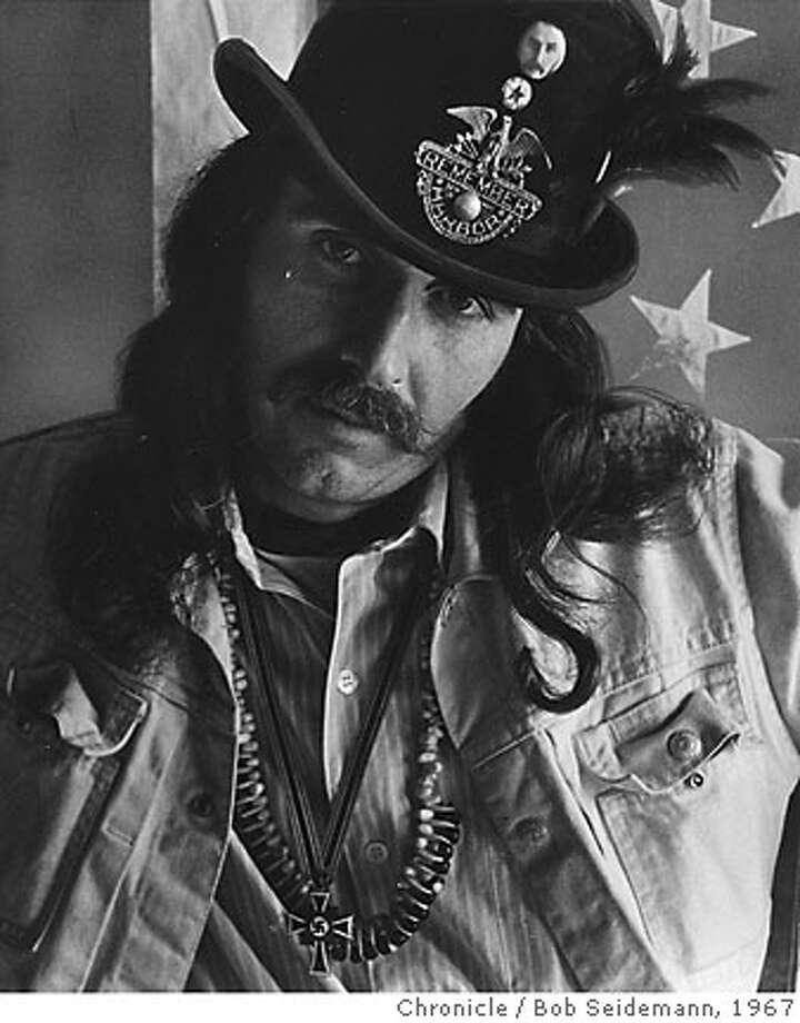 Alton Kelly -- Sun Jul 16, 1967 Photo: Bob Seidemann