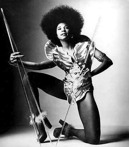 Betty Davis Photo: Ho