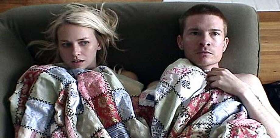 "Naomi Watts and Scott Coffey in ""Ellie Parker"": Photo: Dream Entertainment Inc."