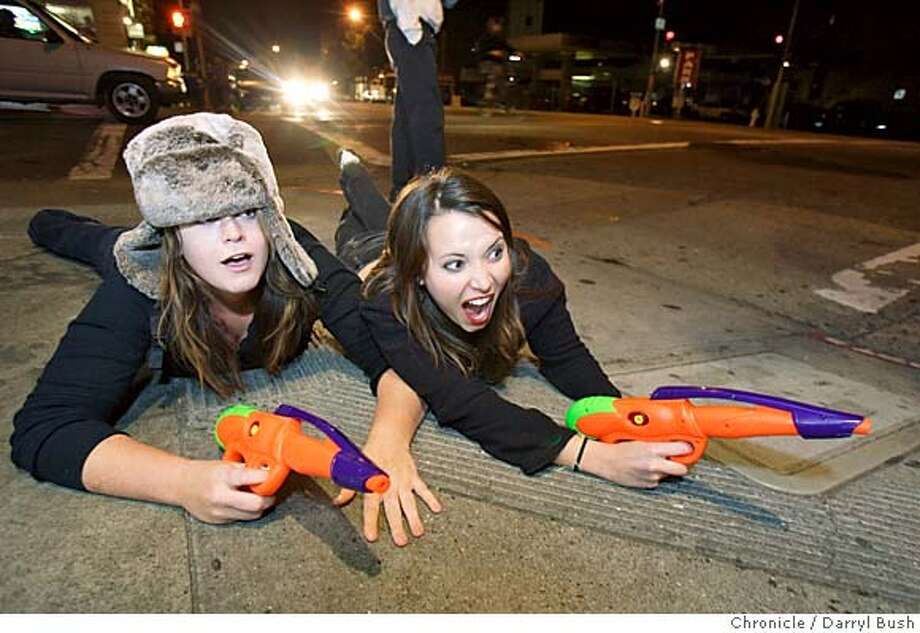 City-wide water gun assassination game coming to San Francisco