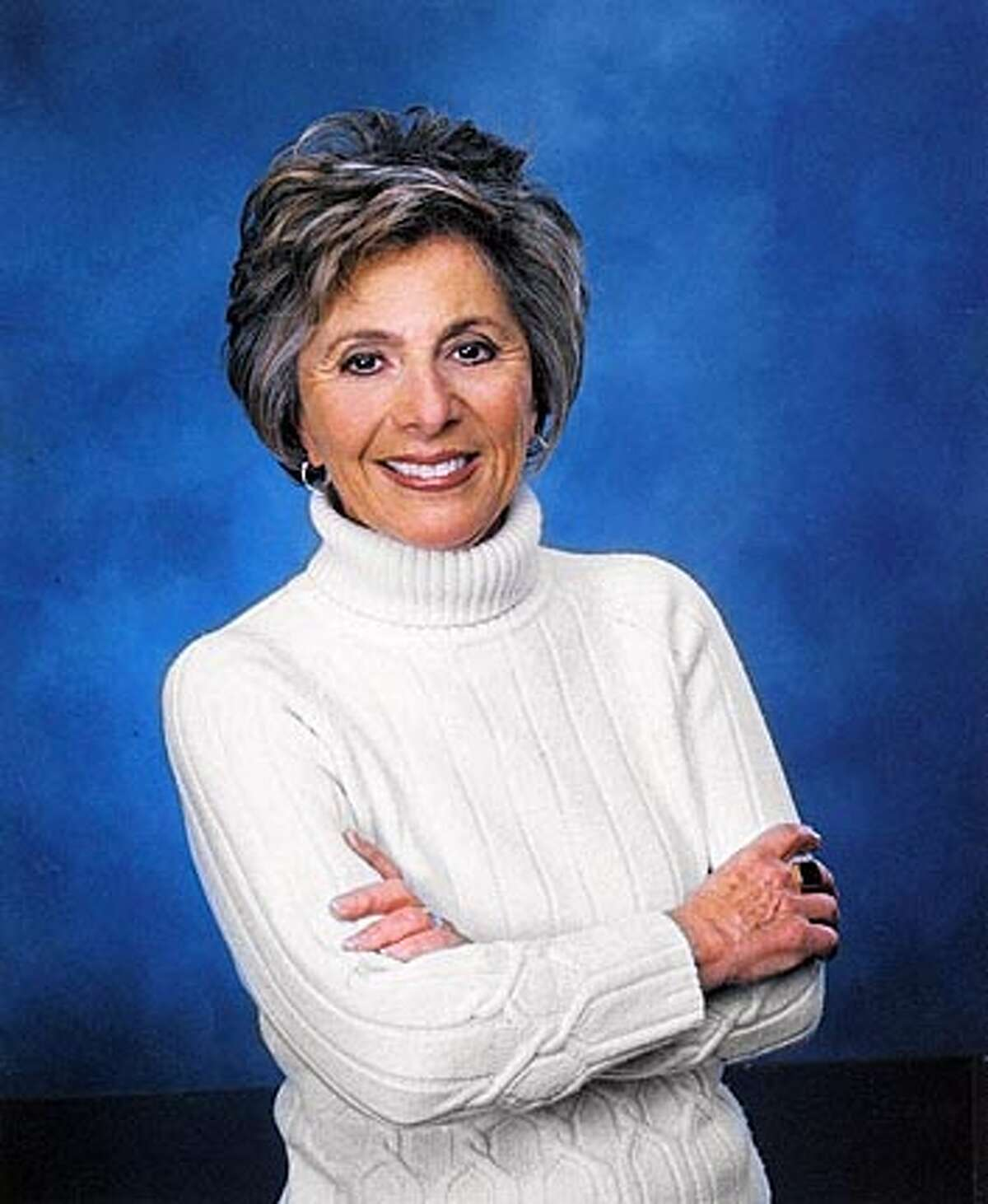 """Barbara Boxer, author of """"A Time to Run"""" HANDOUT / FOR USE WITH BOOK REVIEW ONLY"""