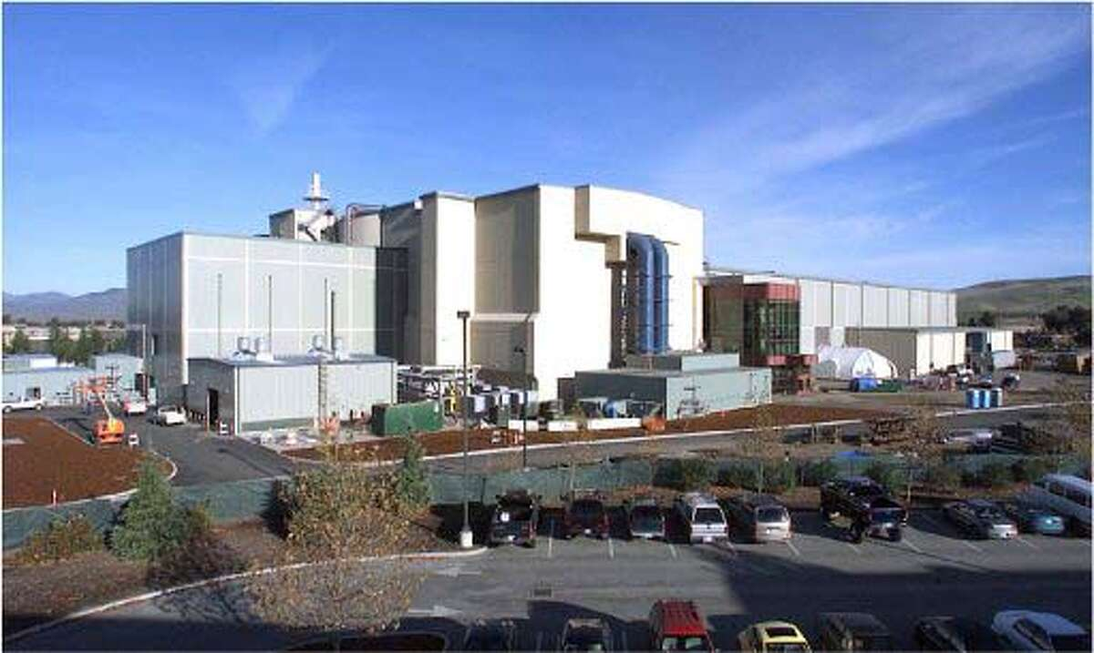 Eight years after breaking ground at Lawrence Livermore National Laboratory, the high-tech National Ignition Facility has cost more than $3 billion so far. Photo courtesy of Lawrence Livermore Lab