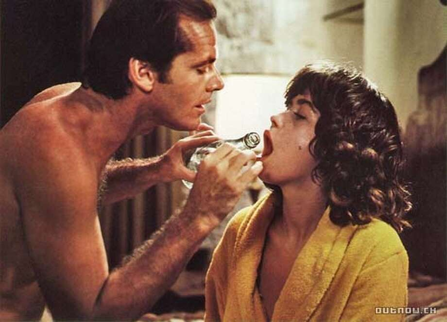 """Jack Nicholson and Maria Schneider in """"The Passenger"""" 1975 Photo: Sony Pictures Classics"""