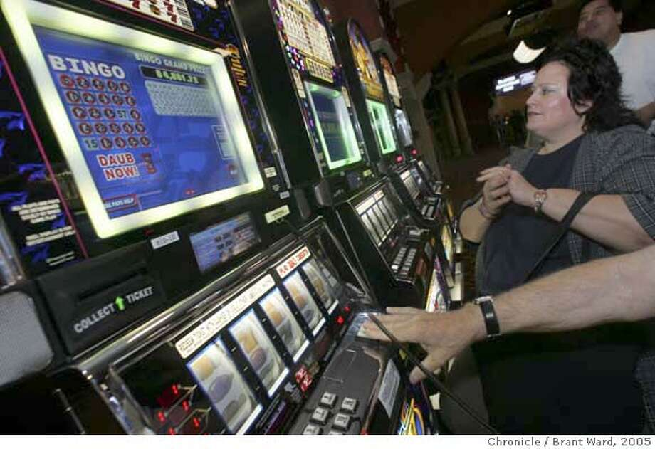 San Pablo Indians Feinstein Strike Deal That Keeps Casino From