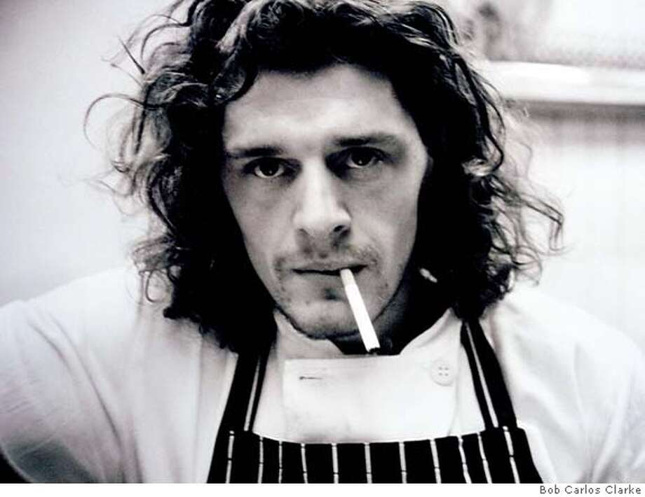 Marco Pierre White dispelled the image of the stodgy old chef in a tall white hat. Photo by Bob Carlos Clarke