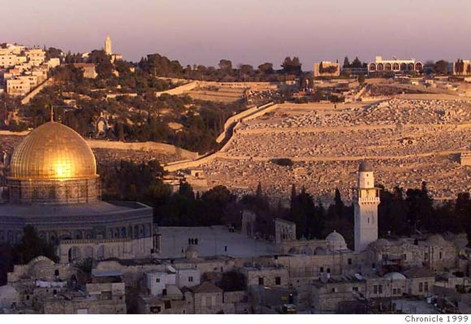 """Jerusalem is compared to Babel in Amy Dockser Marcus' """"Jerusalem 1913."""" Chronicle File Photo, 1999"""