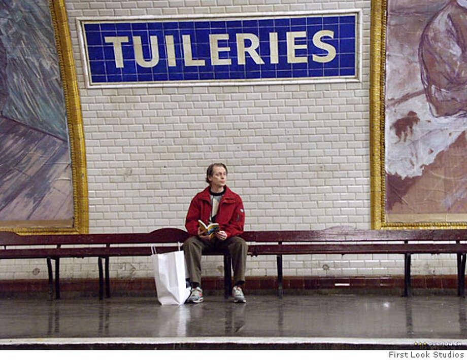 "Steve Buscemi as a tourist in ""Paris, Je T'aime"" 2006 Photo: First Look International 2006"