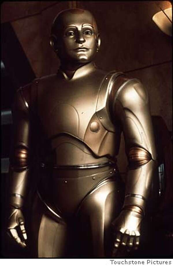 "In ""Bicentennial Man,"" Robin Williams plays a robot who wants to be human, but a Stanford researcher says robots cannot be trusted. Photo courtesy of Touchstone Pictures"