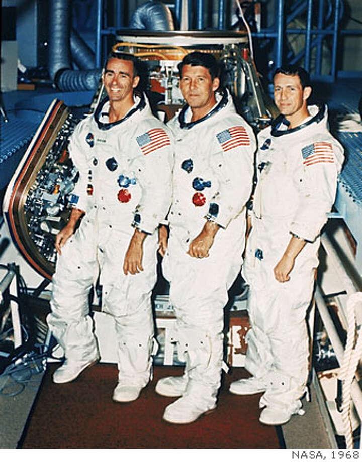 apollo 7 astronauts - photo #2