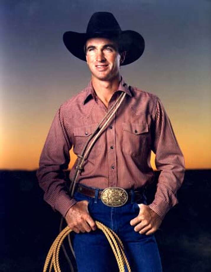Dee Pickett, father of 49ers quarterback Cody Pickett, was a world champion rodeo cowboy in the 1980.