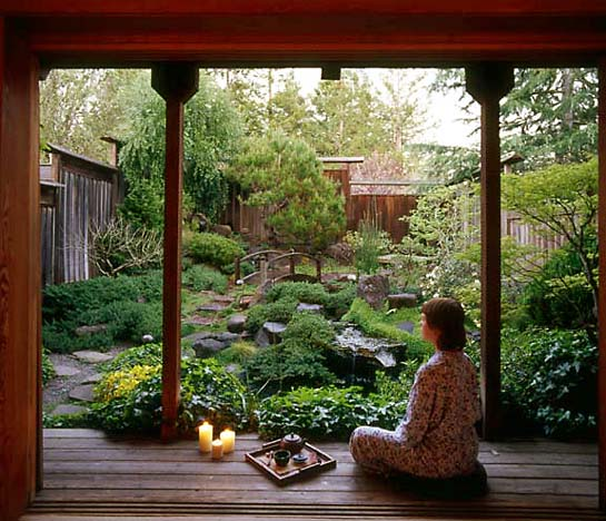 Japanese gardens in our own back yard sfgate for Jardines chicos