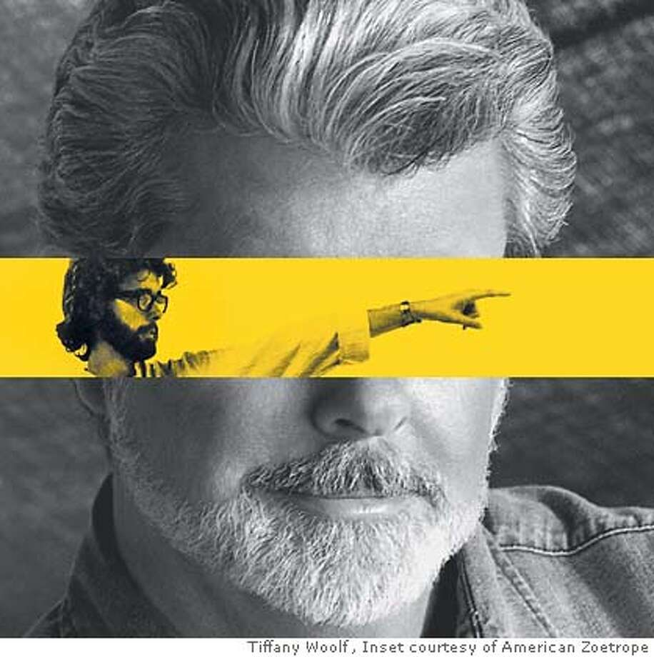 After he left the University of Southern California's film school in 1968, George Lucas says, he would have been