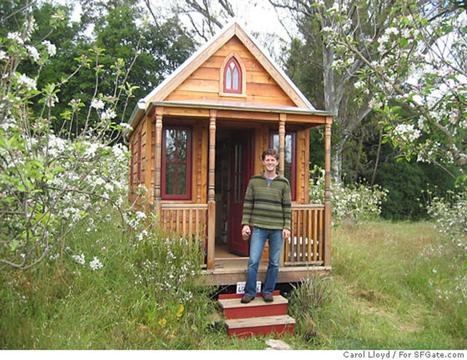 Small Houses Challenge Our Notions Of Need As Well As Minimum Size