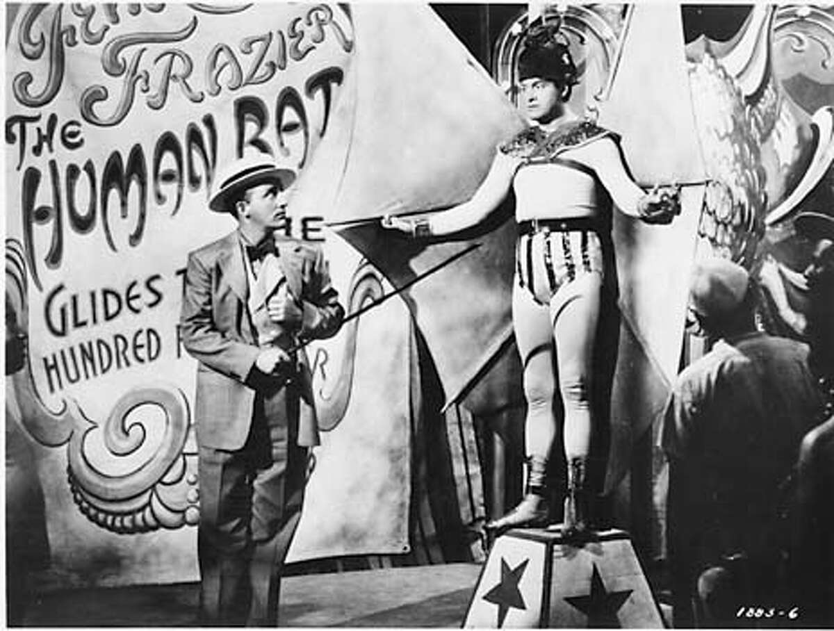 """Hope's """"Road"""" movies spanned 22 years and paired him with Bing Crosby as in """"Road to Zanzibar"""" (1941)"""