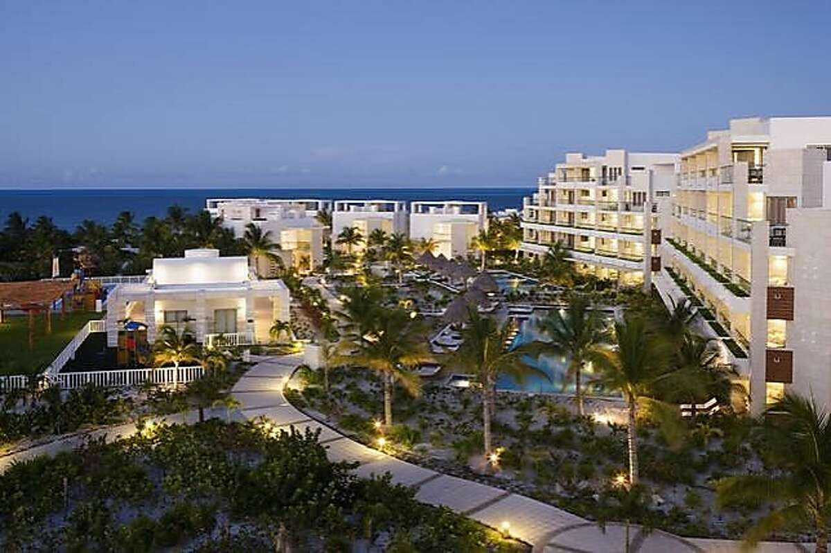 About 15 minutes north of the Cancun airport, Excellence Hotels has transformed its exclusive, award-winning La Amada Hotel north of Cancun into the family friendly Beloved Hotel Playa Mujeres.