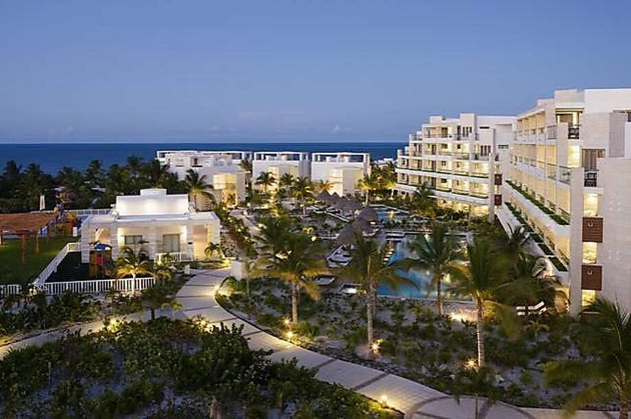 About 15 minutes north of the Cancun airport, Excellence Hotels has transformed its exclusive, award-winning La Amada Hotel north of Cancun into the family friendly Beloved Hotel Playa Mujeres. Photo: Excellence Group