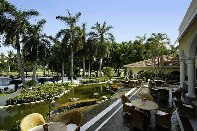 With only 80 suites, Casa Velas feels like a private estate set amid tropical gardens. Photo: Velas Hotels