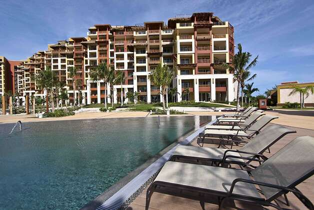The Villa del Palmar Cancun is located in Playa Mujeres, a nascent resort area north of Cancun. Photo: Villa Group