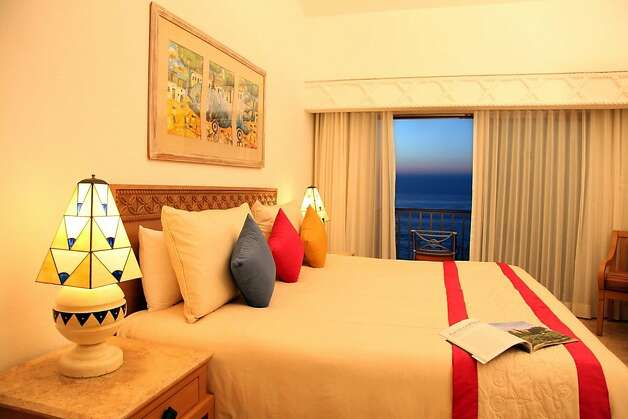A boutique hotel near Puerto Vallarta's historic center, the Villa Premiere offers several options from complete all-inclusive to a European plan with no meals included. Photo: Villa Premier
