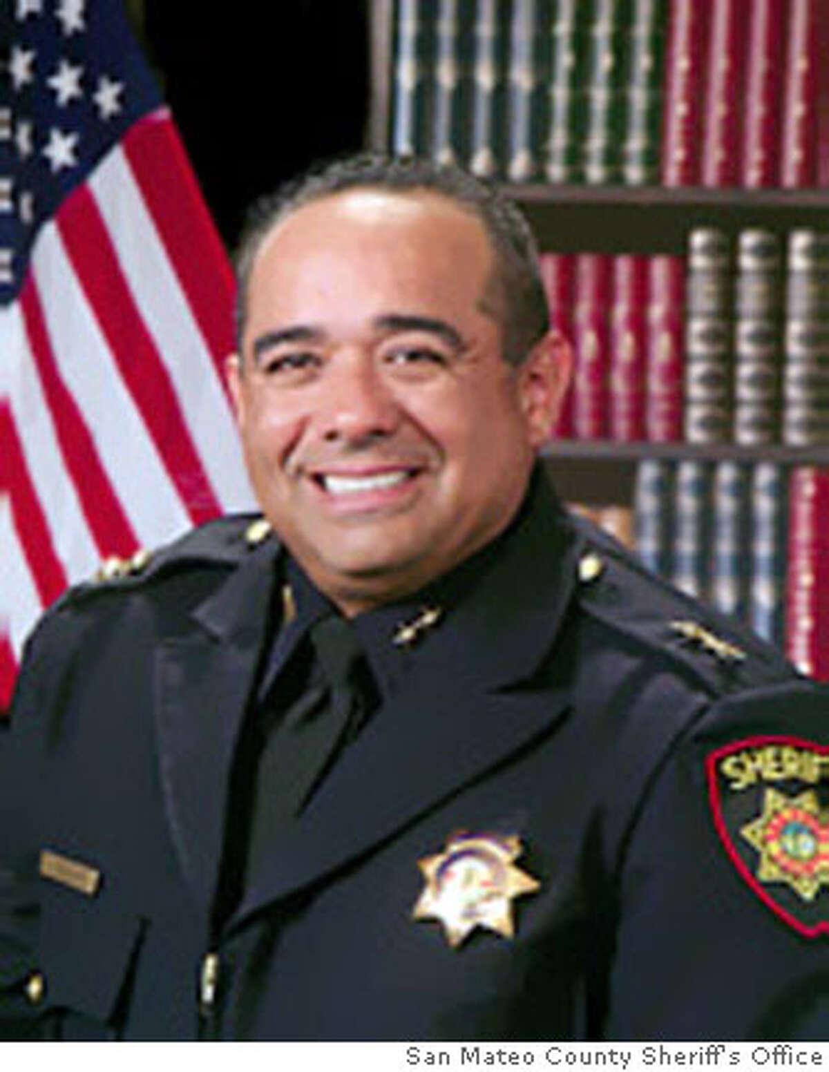 Carlos Bolanos. Photo courtesy of the San Mateo County Sheriff's Office