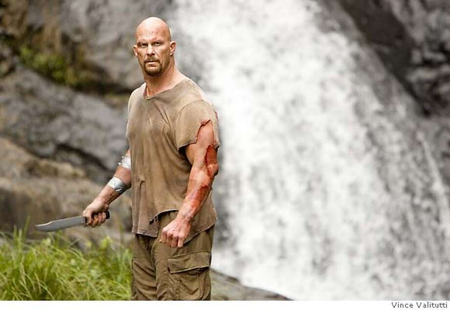8. Steve Austin stars as Conrad in THE CONDEMNED. Photo credit: Vince Valitutti Photo: Vince Valitutti