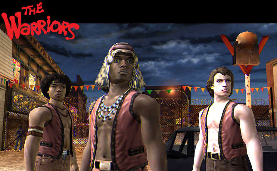 "From video game ""The Warriors"" Photo: Handout"