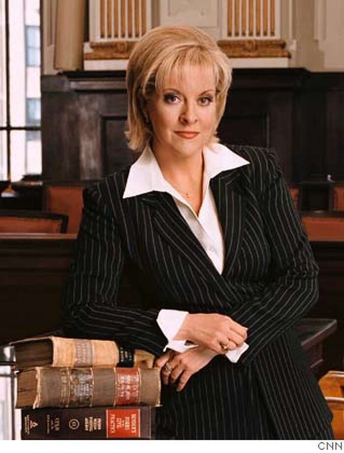 GOODMAN21 Nancy Grace, host of Nancy Grace on Headline Prime. Photo by: CNN. Photo: Cnn